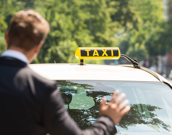Taxizentrale Müller Suhl
